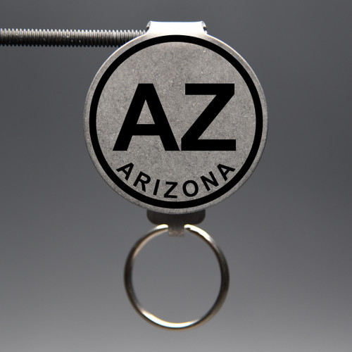 Arizona- AZ Keychain