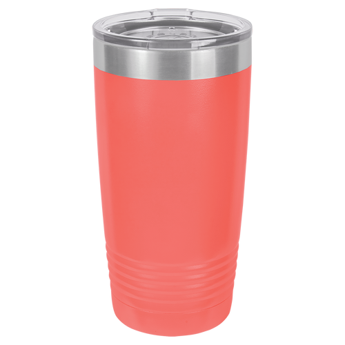 Coral 20oz Ring Neck Tumbler