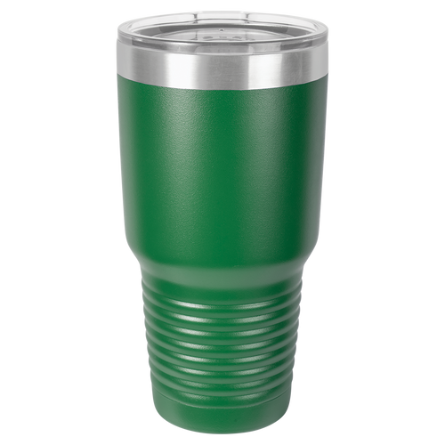 Green 30oz Ring Neck Tumbler