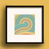 Zen Earth No.3 print by Dig The Earth