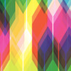 Prism Square print (detail) by Dig The Earth