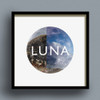 Luna Landscape print by Dig The Earth
