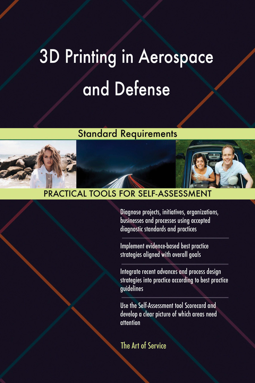 3D Printing in Aerospace and Defense Standard Requirements