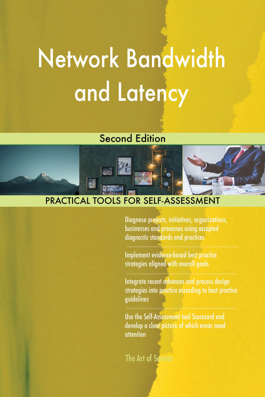 Network Bandwidth and Latency Second Edition