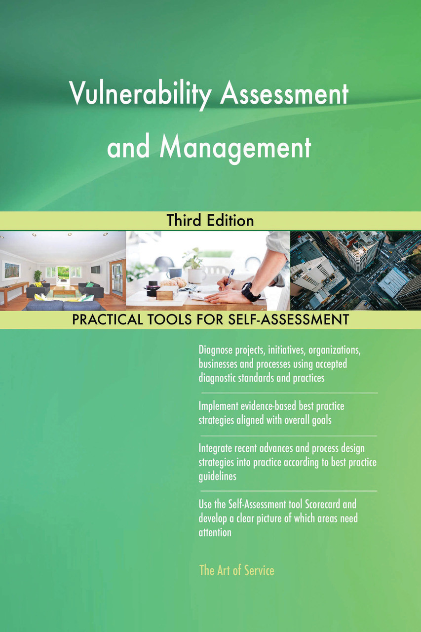 9780655432104 Vulnerability Assessment And Management Third