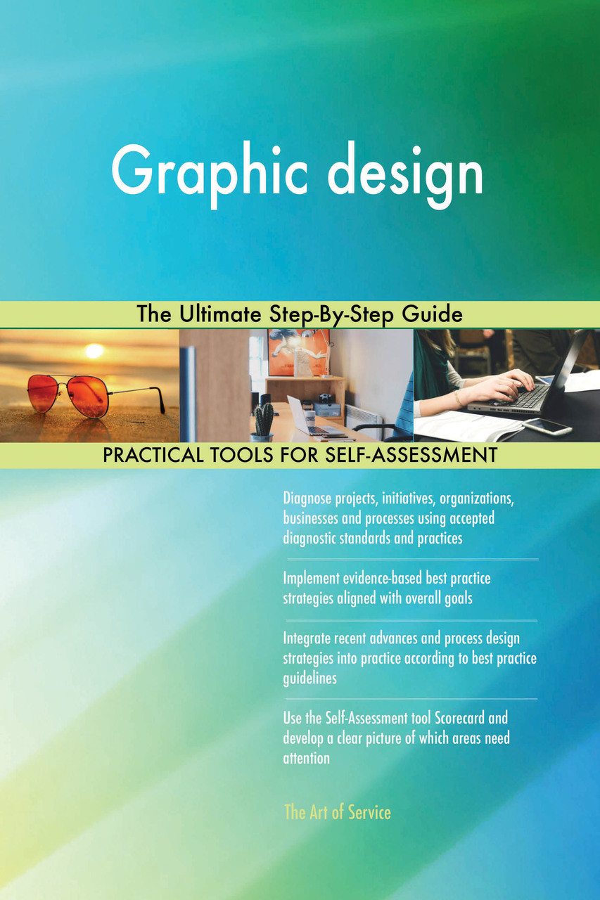 9780655187226 Graphic Design The Ultimate Step By Step Guide By Blokdyk Gerardus