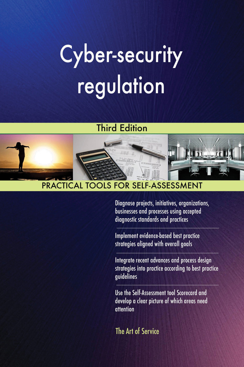 Cyber-security regulation Third Edition