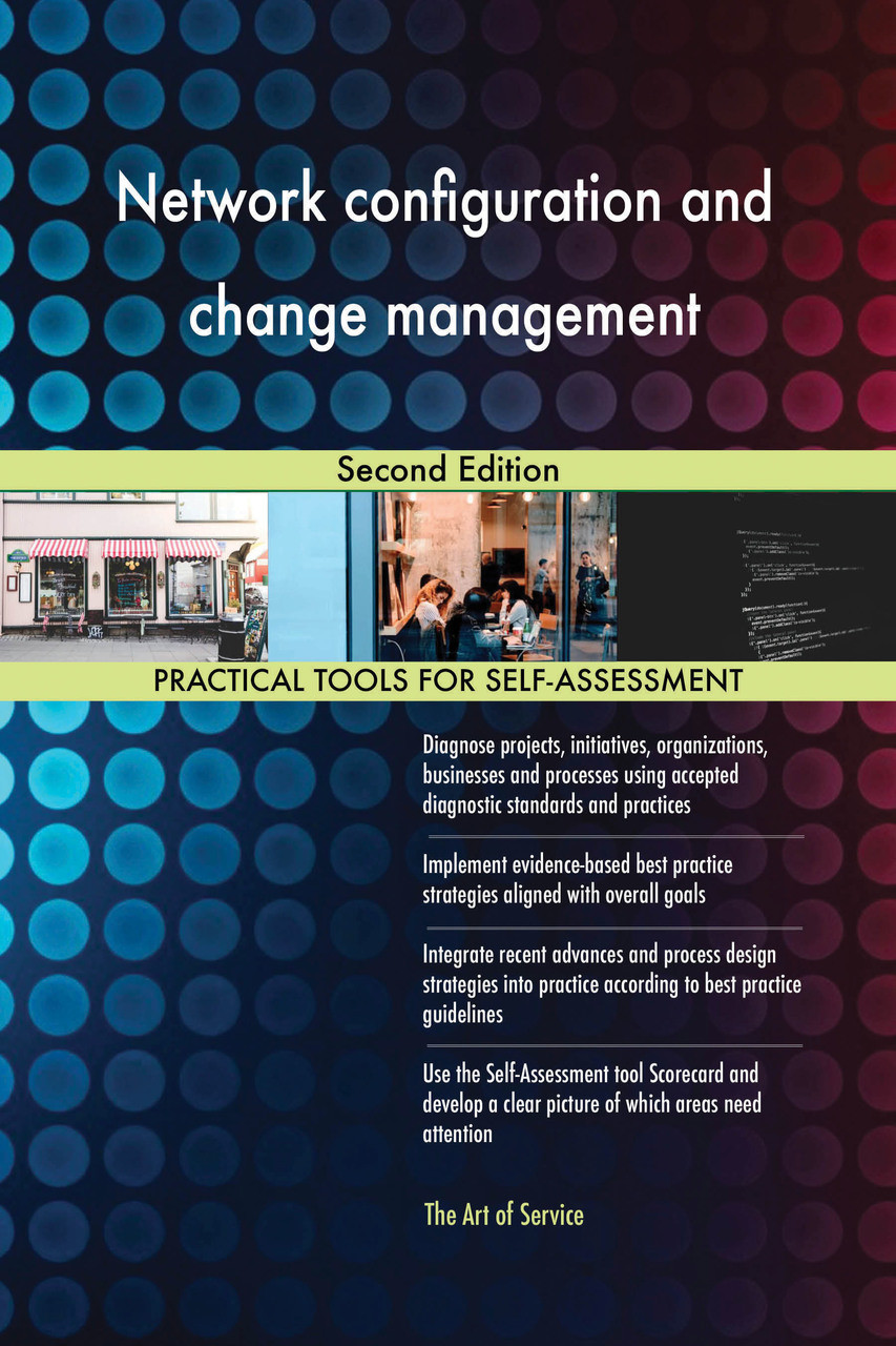 Network configuration and change management Second Edition