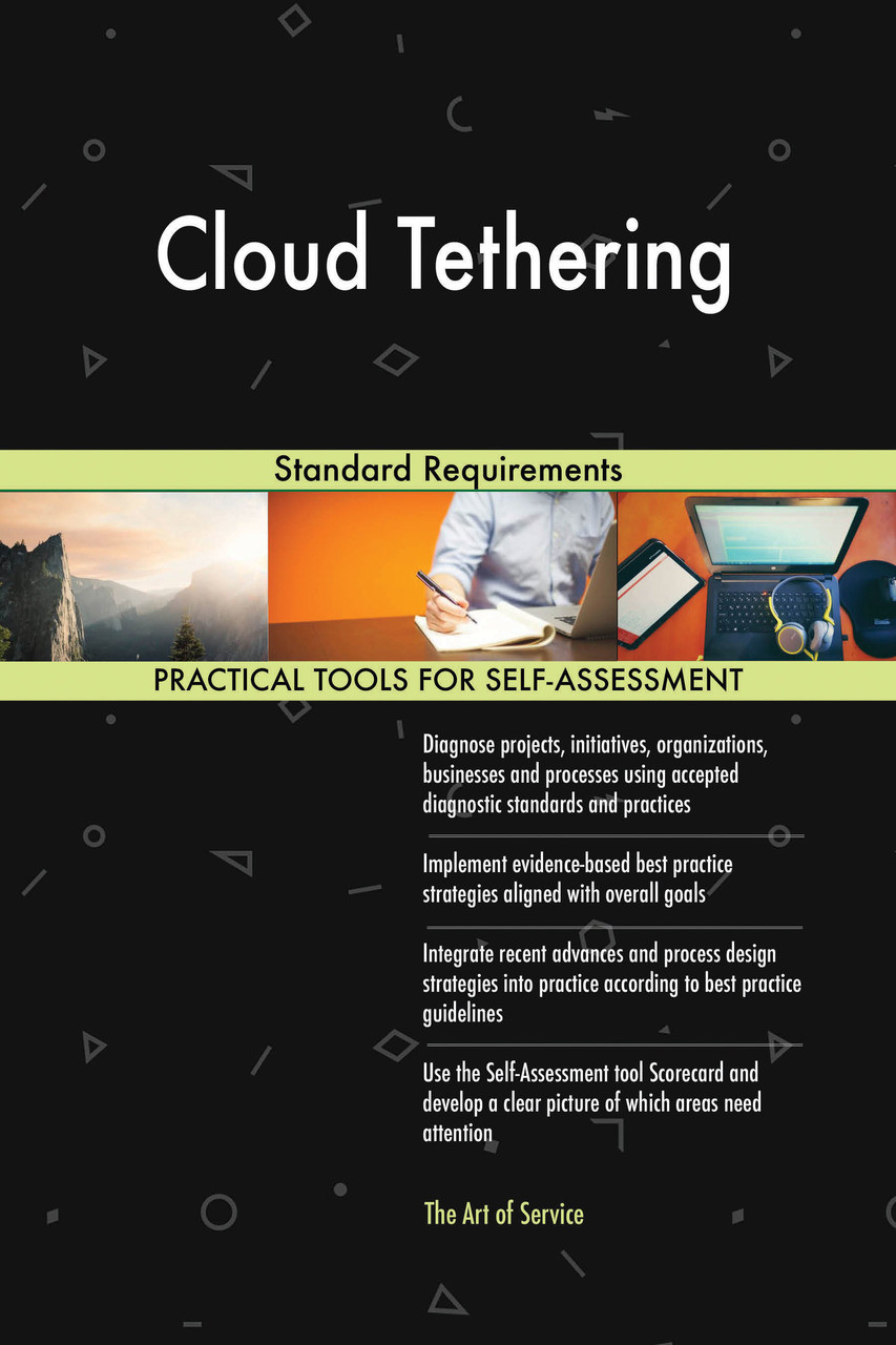 Cloud Tethering Standard Requirements