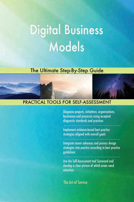 Digital Business Models The Ultimate Step-By-Step Guide