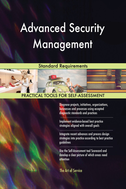 Advanced Security Management Standard Requirements