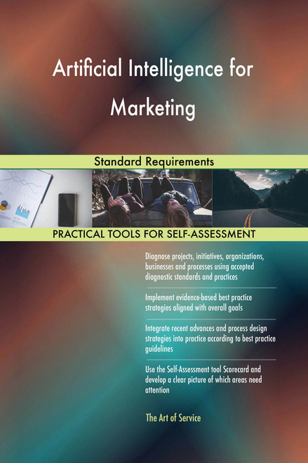 Artificial Intelligence for Marketing Standard Requirements