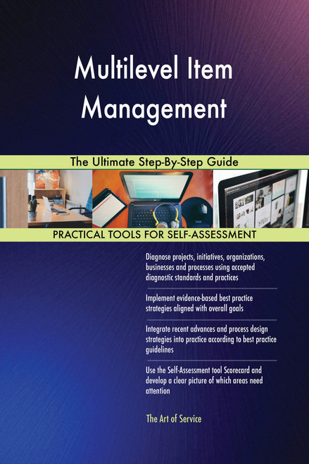 Multilevel Item Management The Ultimate Step-By-Step Guide