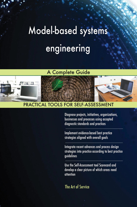 Model-based systems engineering A Complete Guide