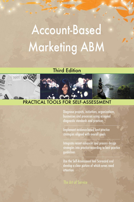 Account-Based Marketing ABM Third Edition