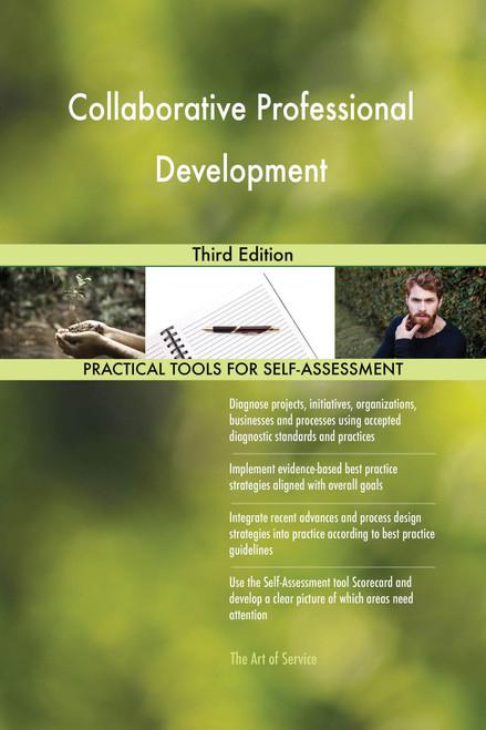 Collaborative Professional Development Third Edition