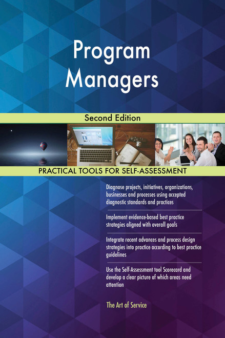 Program Managers Second Edition
