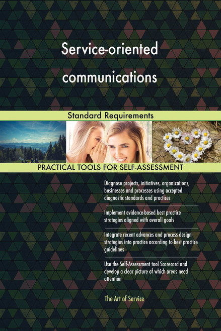 Service-oriented communications Standard Requirements