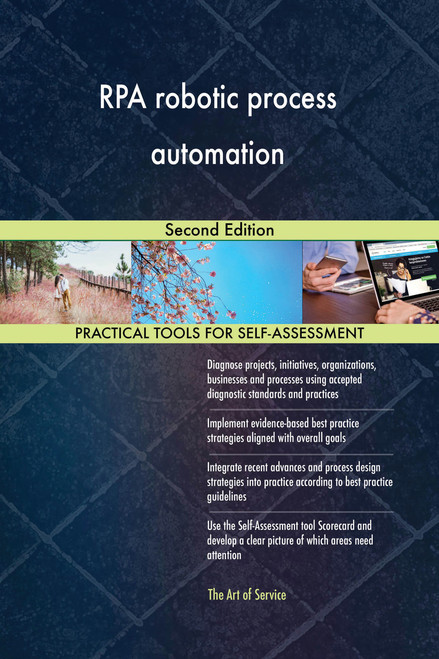 RPA robotic process automation Second Edition