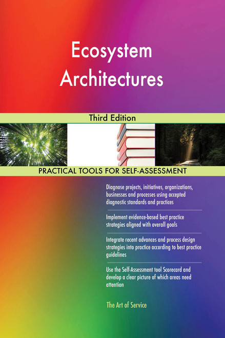 Ecosystem Architectures Third Edition