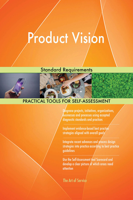Product Vision Standard Requirements
