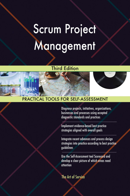 Scrum Project Management Third Edition