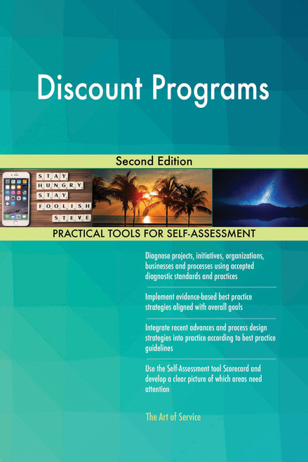 Discount Programs Second Edition