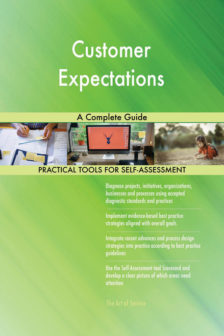 Customer Expectations A Complete Guide