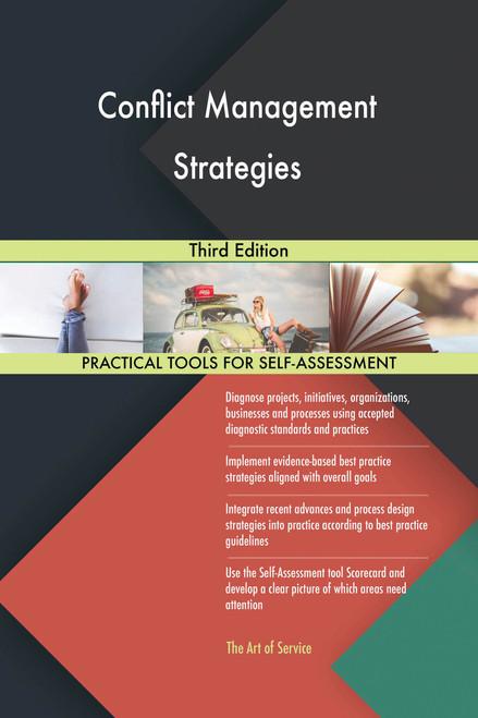 Conflict Management Strategies Third Edition