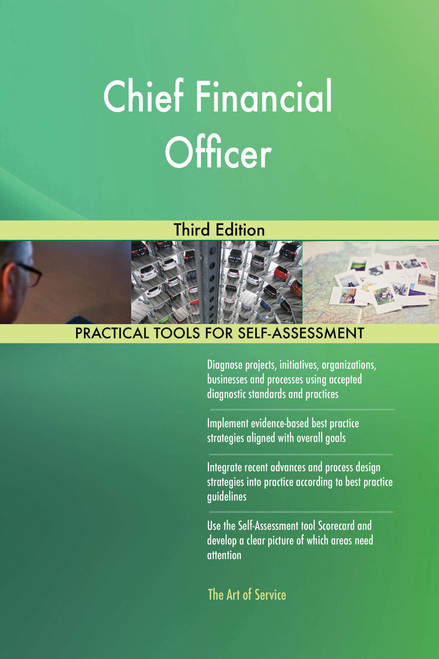 Chief Financial Officer Third Edition