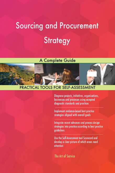 Sourcing and Procurement Strategy A Complete Guide