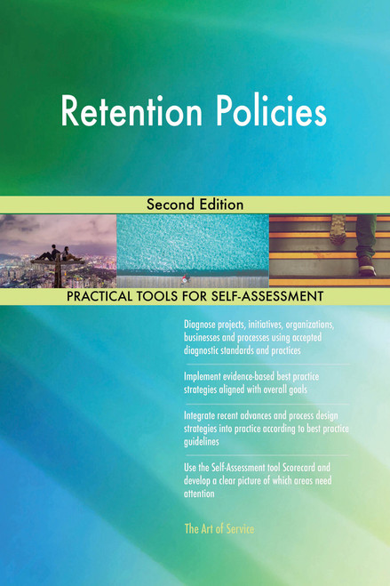 Retention Policies Second Edition