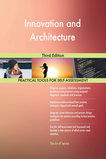 Innovation and Architecture Third Edition
