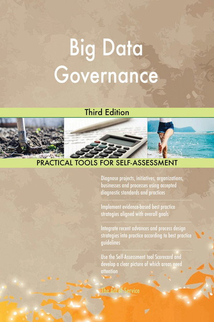 Big Data Governance Third Edition