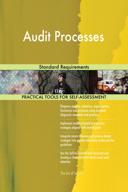 Audit Processes Standard Requirements