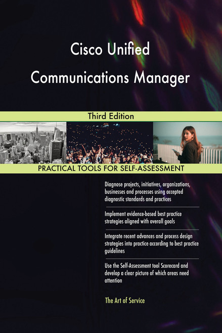 Cisco Unified Communications Manager Third Edition