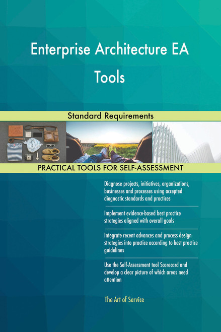 Enterprise Architecture EA Tools Standard Requirements