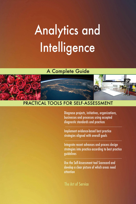 Analytics and Intelligence A Complete Guide