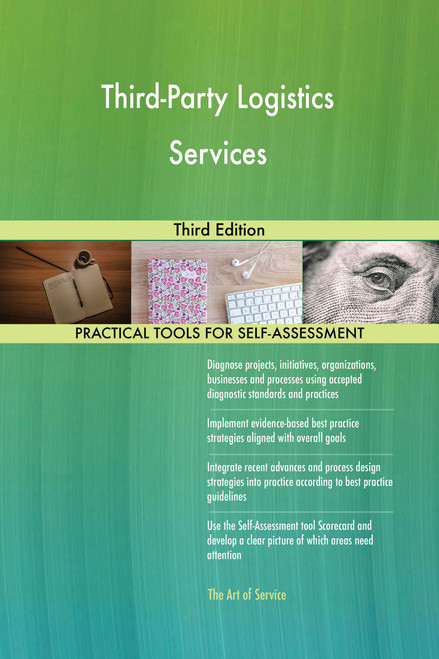 Third-Party Logistics Services Third Edition