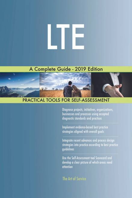 LTE A Complete Guide - 2019 Edition