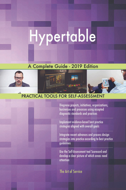 Hypertable A Complete Guide - 2019 Edition