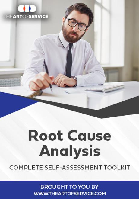 Root Cause Analysis Toolkit