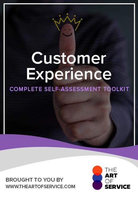 Customer Experience Toolkit