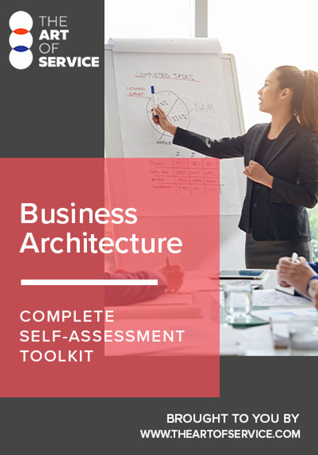 Business Architecture Toolkit