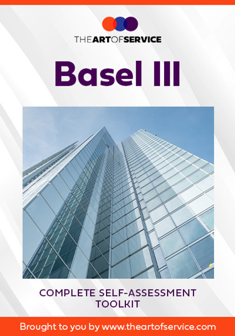 Basel III Toolkit