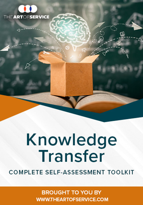 Knowledge Transfer Toolkit