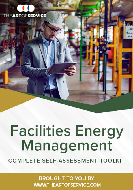 Facilities Energy Management Toolkit