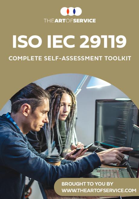 ISO IEC 29119