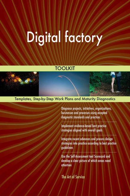 Digital factory Toolkit: best-practice templates, step-by-step work plans and maturity diagnostics
