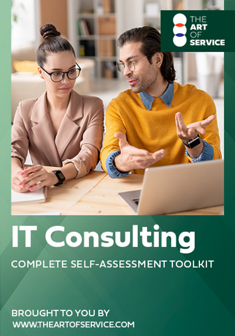 IT Consulting Toolkit